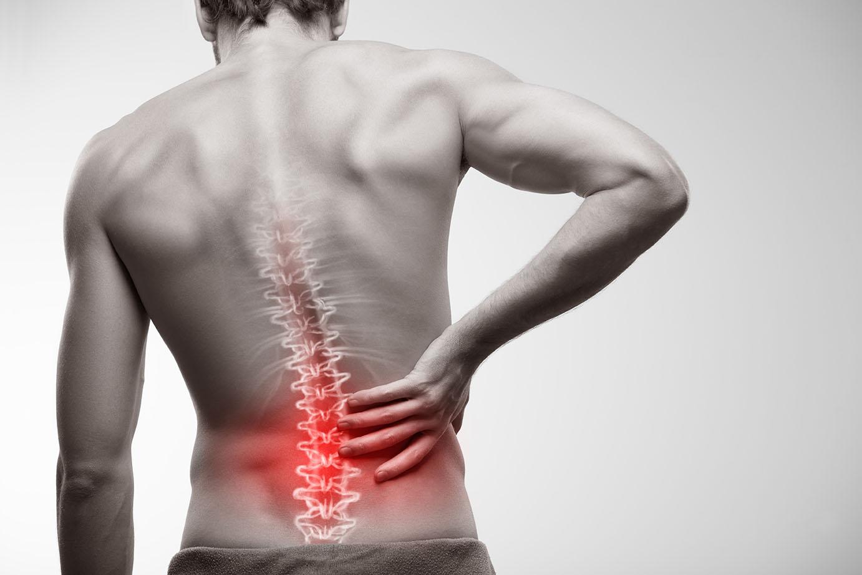 Pijn aan onderrug