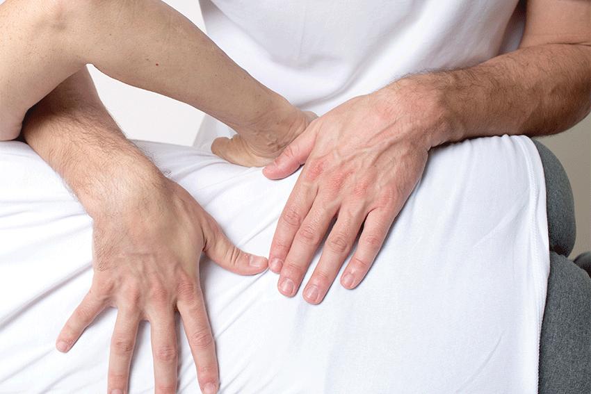 De drie fasen tijdens onze chiropractische zorg